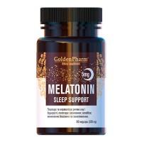 Мелатонин Поддержка сна 5 мг 60 веганских капсул