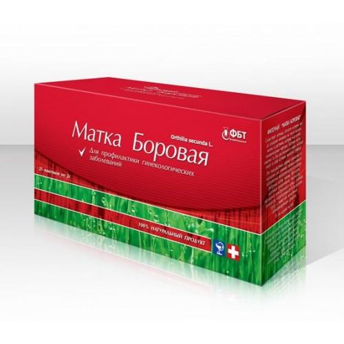 Фиточай Матка Боровая фильтр-пакеты 2 г № 25