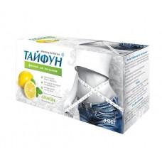 Фиточай для похудения Тайфун со вкусом лимона фильтр-пакеты 2 г № 30
