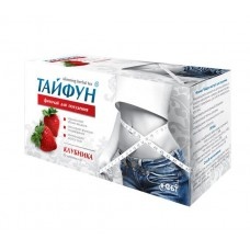 Фиточай для похудения Тайфун со вкусом клубники фильтр-пакеты 2 г № 30