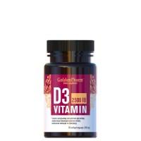 Витамин D3 2500 МЕ 150 мг капсулы №90