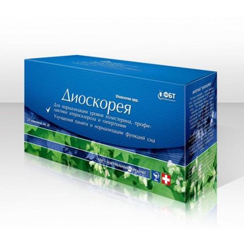 Фиточай Диоскорея фильтр-пакеты 2 г № 25
