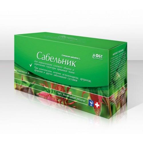 Фиточай Сабельник фильтр-пакеты 2 г № 25