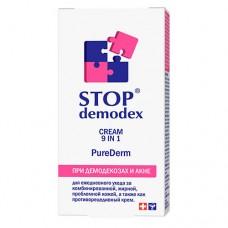 Крем Pure Derm 9 в 1 Стоп Демодекс / Stop Demodex® 50 мл